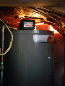 ABC Fuel Oil Company Rheem Hot Water Heater