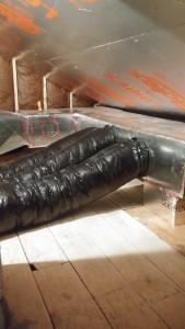 attic ventilation and insulation